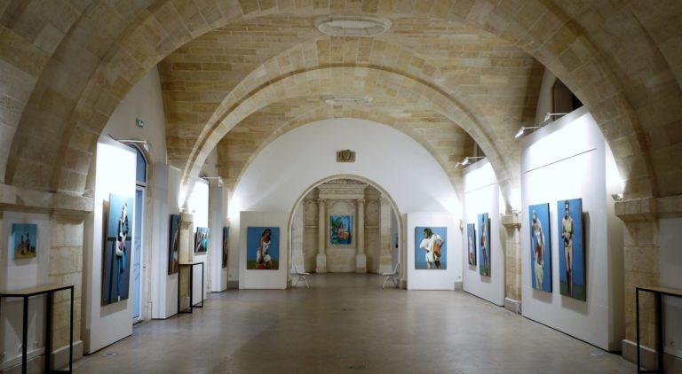 Exposition à la Salle Capitulaire de Bordeaux (2018)