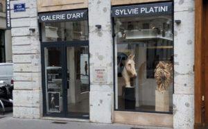 La galerie Sylvie Platini à Lyon expose les Balnéaires