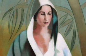 «Le peignoir blanc», nouvelle création dans la série Balnéaires