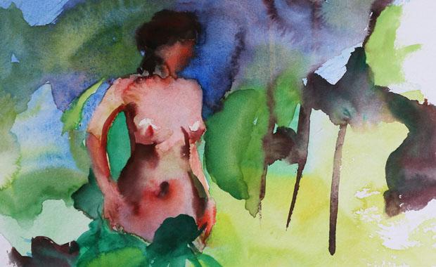 Expérimentation d'un nouveau medium : nus
