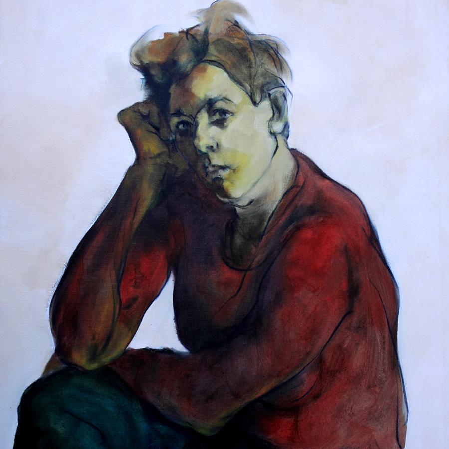 Série Portraits, artiste Martine Pinsolle